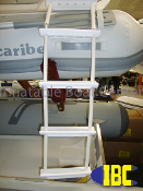 Inflatable Boat Boarding/Swim Ladder (5 rung)