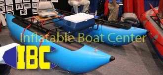 12' Inflatable Pontoons (Pair)