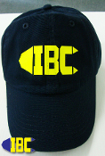 IBC Logo Hat Blue