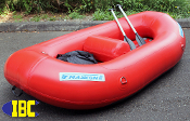 Maxxon SB270 River Raft Red