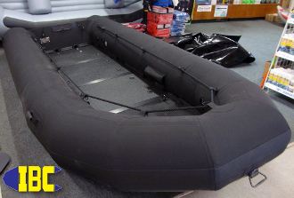 Wing Special Tactics Inflatable Boat