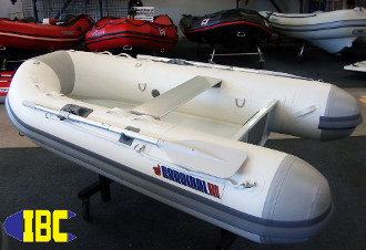 Cardinal RIB CDARP 240 Ultra Light Aluminum Hull (PVC)