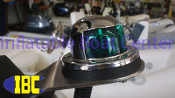 12v Bi-Color Nav light (chrome flush mount)