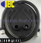 Military Inflatable Boat Foot Pump