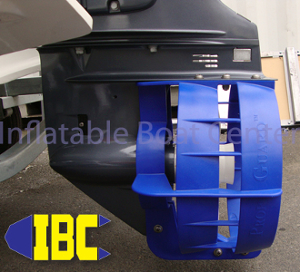 Prop Guard 40-65hp (safety blue)