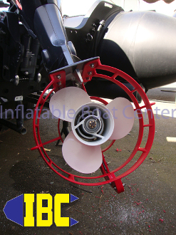 Prop Guard 70-100hp (safety red)