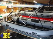 Bimini Top for Inflatable Boats