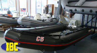 Bombard Commando C5 50hp package