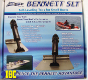 "Bennett SLT Trim Tab Kit 10"" X 10"""