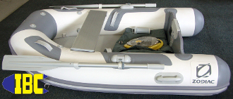 Zodiac Cadet 200 Aero inflatable boat from The Inflatable Boat Center